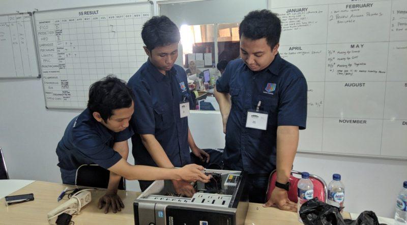 Jasa Service Komputer Terdekat Pamulang