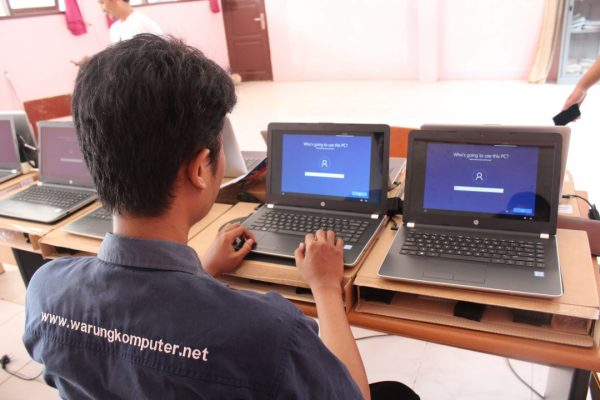Jasa Install Laptop Tangerang