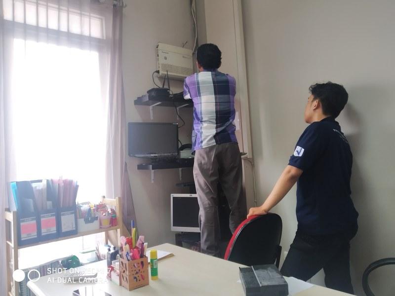 Jasa Service Jaringan LAN Pondok Jagung